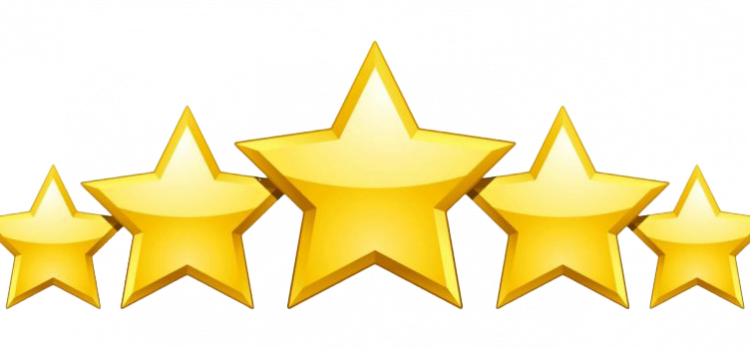 A big thank you for your wonderful reviews!